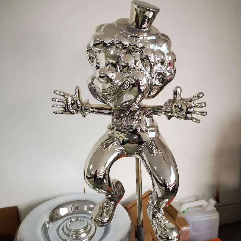 订做不锈钢雕塑