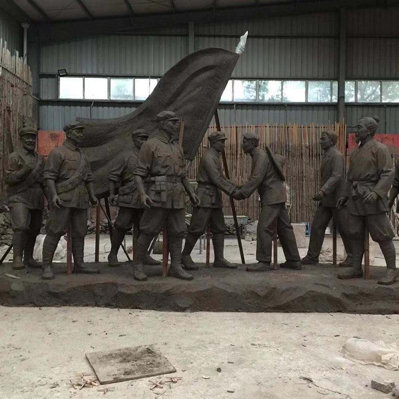 水泥雕塑工厂
