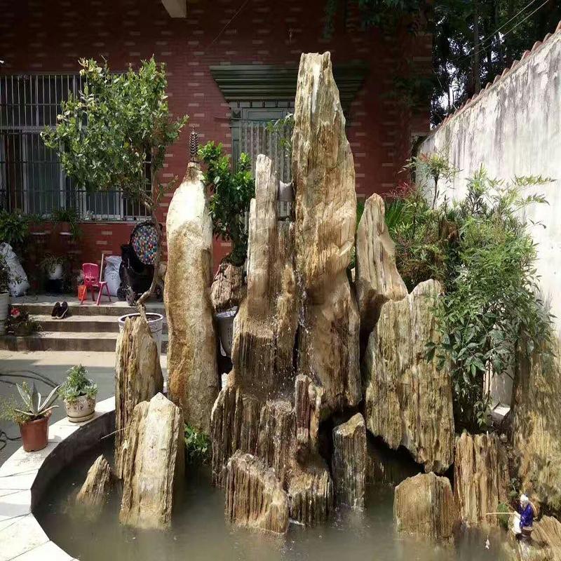 水泥雕塑景观