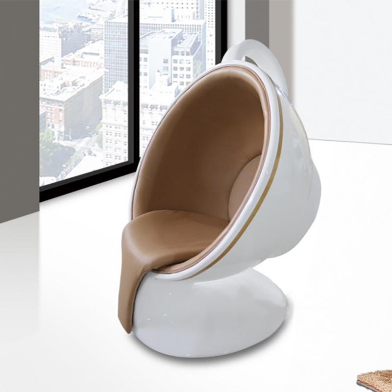 玻璃钢雕塑杯子休闲座椅造型