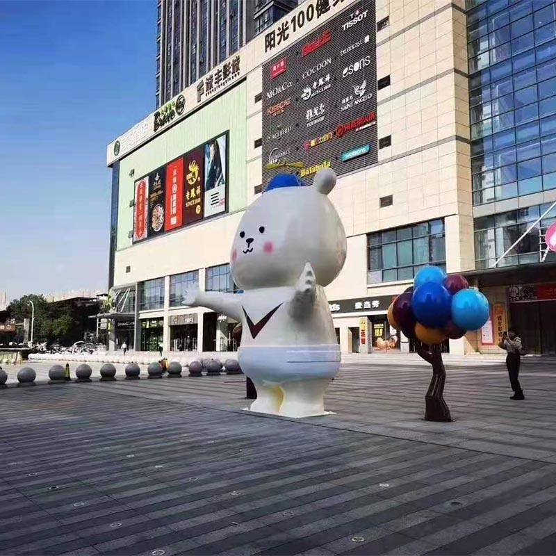 许昌玻璃钢卡通雕塑