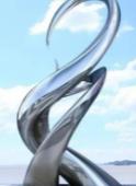 小编浅谈河南不锈钢雕塑的制作工艺
